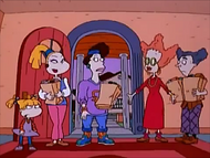 Rugrats - The Turkey Who Came to Dinner 407