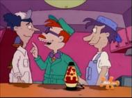 Rugrats - Chuckie's Bachelor Pad (2)