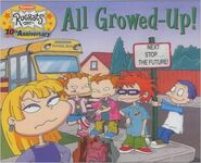 All Growed Up Book