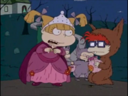 Curse of the Werewuff - Rugrats 712