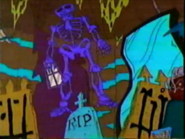 Candy Bar Creep Show - Rugrats 196