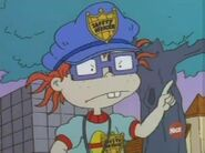 Rugrats - Officer Chuckie 96