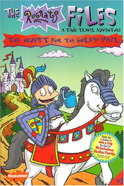 The Quest For The Holey Pail Book