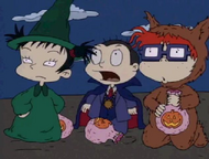 Rugrats - Curse of the Werewuff (342)