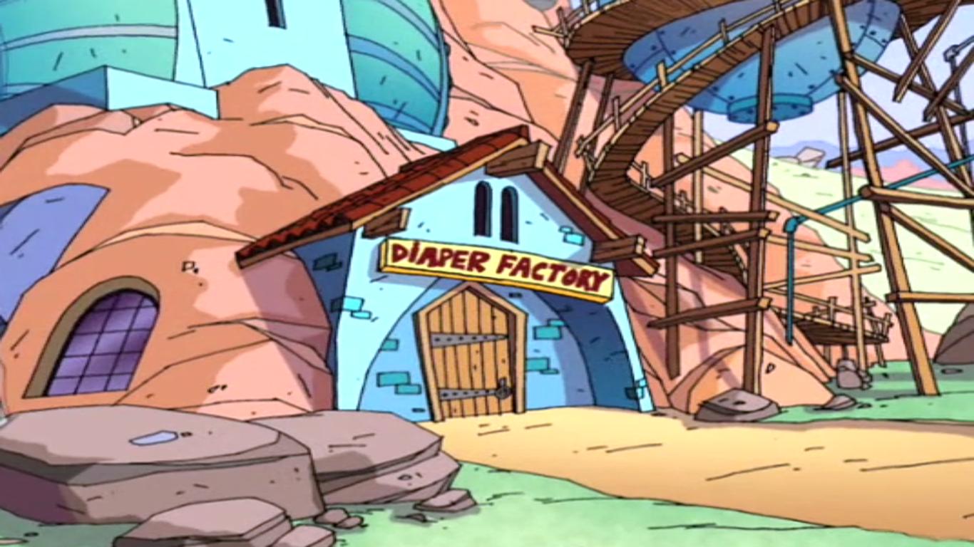 Snow White Diaper Factory