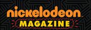 Nickelodeon Magazine 2015 Logo
