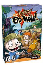 Rugrats Go Wild PC Game