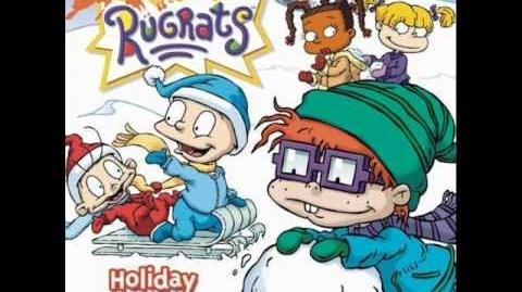 Rugrats Holiday Classics - Oops Santa Got Stuck!