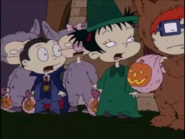 Curse of the Werewuff - Rugrats 613