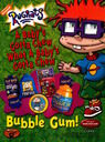 Rugrats Bubble Gum Advertisement Nickelodeon Magazine June July 2002