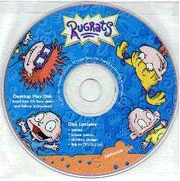 Rugrats Play Disc