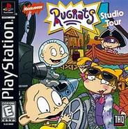 Rugrats Studio Tour