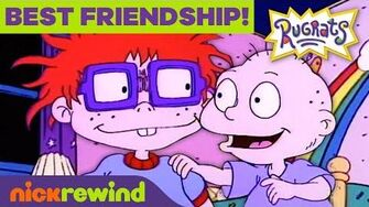 Chuckie & Tommy's Best Friendship Moments! 😁 Rugrats BFFs NickRewind