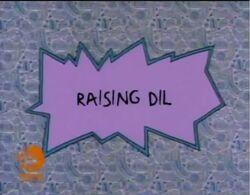 Rugrats - Raising Dil
