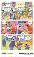Rugrats The Last Token Comic Strip 2
