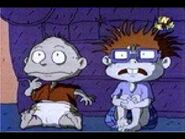 Rugrats Tommy and Chuckie