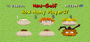 Search for Reptar Golf Selection