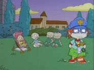 Rugrats - Officer Chuckie 124
