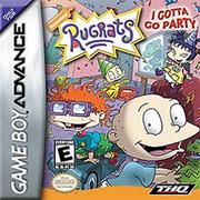 Rugrats I Gotta Go Party Cover