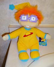 Rugrats Plush Doll Chuckie