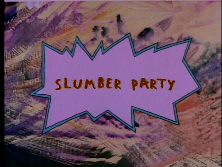 Slumber Party Gallery Rugrats Wiki Fandom Powered By Wikia