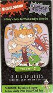 A Baby's Gotta Do What a Baby's Gotta Do Original VHS