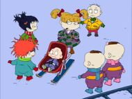 Rugrats - Babies in Toyland 714
