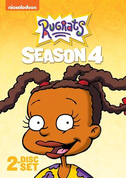 Rugrats S4 DVD 2018