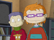 Chuckie and Tommy Brothers Grimm