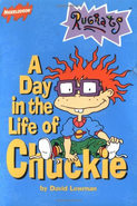 A Day in the Life of Chuckie Book
