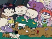 Rugrats - Bow Wow Wedding Vows 537