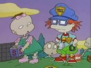 Rugrats - Officer Chuckie 137