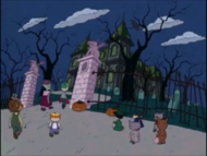 Curse of the Werewuff - Rugrats 531