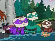 Rugrats - Adventure Squad 205