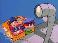 Rugrats - Submarine 46