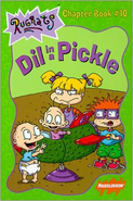 Dil in a Pickle Cover