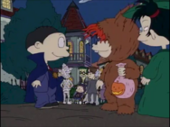 Curse of the Werewuff - Rugrats 741