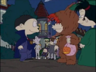 Curse of the Werewuff - Rugrats 741