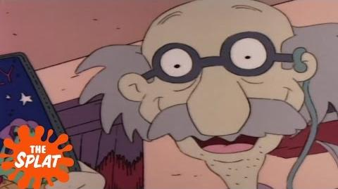 Grandpa Lou Pickles Supercut Rugrats The Splat