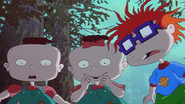 The Rugrats Movie - Chuckie, Phil and Lil