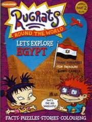 Rugrats Round The World Magazine Book