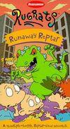 Runaway Reptar VHS