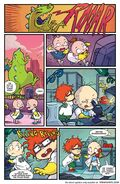 Rugrats R is for Reptar 2018 Boom Comic 36