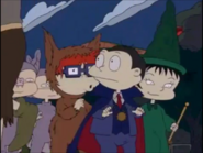 Curse of the Werewuff - Rugrats 502