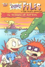 In Search of Reptar Book