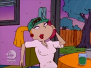 Rugrats - Angelica Nose Best 148