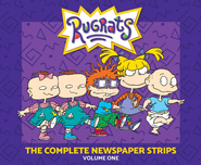 Rugrats The Complete Newspaper Strips Cover