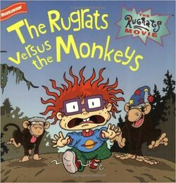 The Rugrats Movie The Rugrats Versus the Monkeys