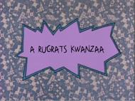 A Rugrats Kwanzaa Title Card