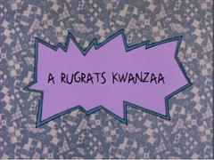 A Rugrats Kwanzaa